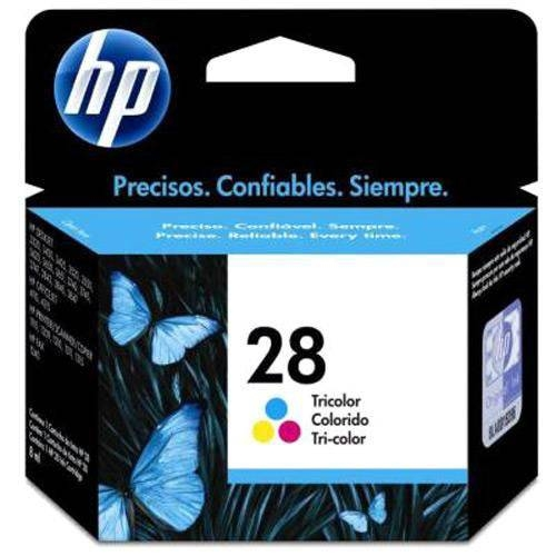 Cartucho Hp 28 Color
