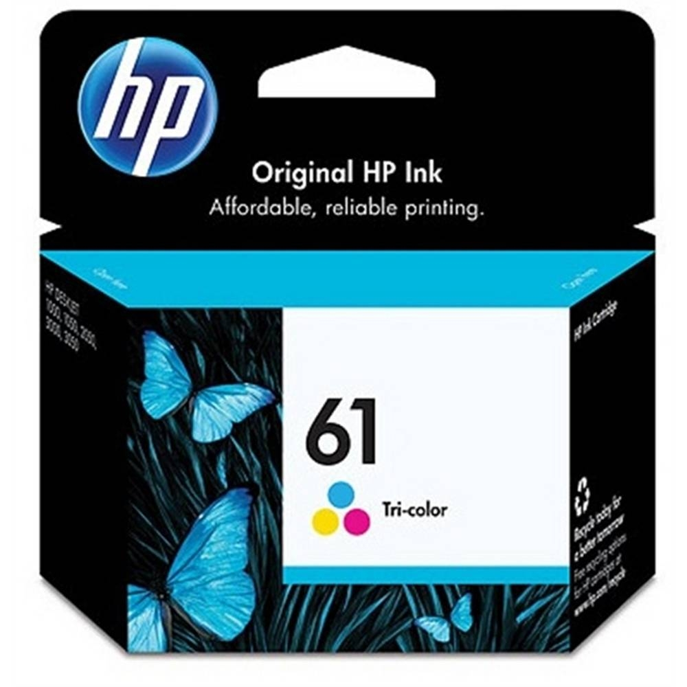 Cartucho Hp 61 Color